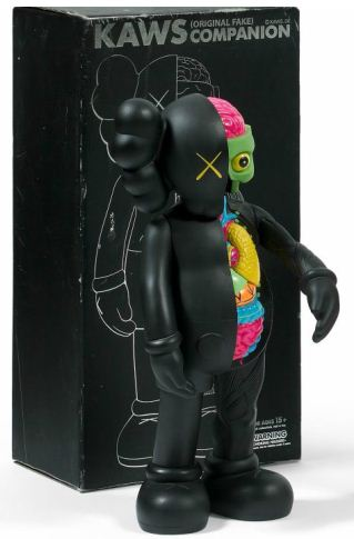 Kaws-Dissected-Companion-Black-2006