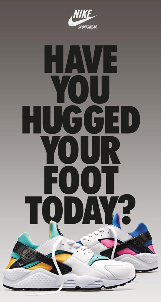 Nike Air Huarache OG 2013