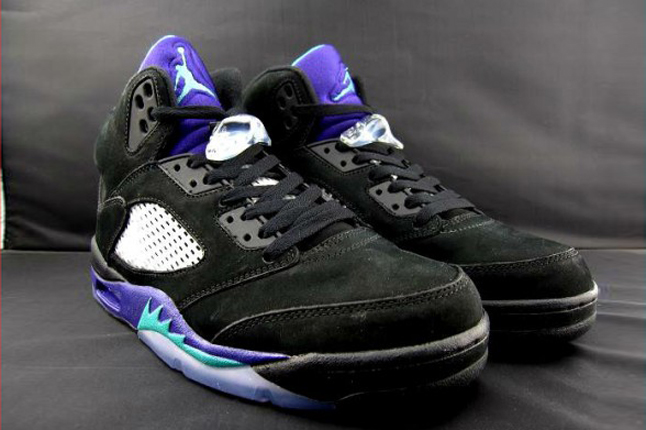 air jordan 5 grape 2013