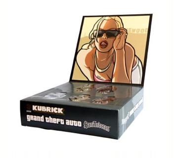 Medicom Toy X Rockstar Games - GTA Box Sets2