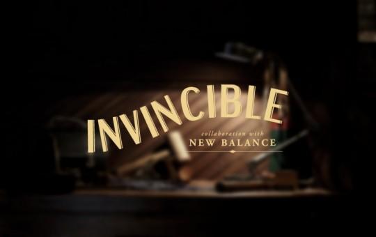 New Balance invincible