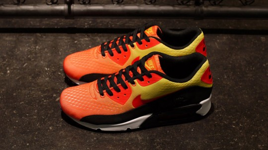 Nike Air Max 90 EM Sunset Pack - Style 554719-887