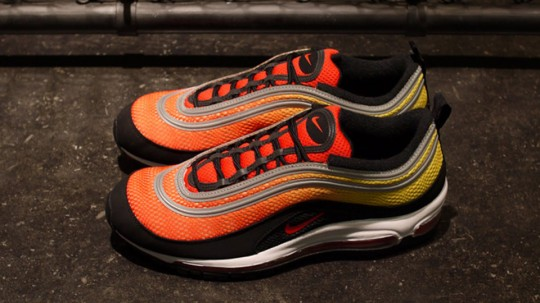 sneakers for cheap e59a2 b59f1 Nike Air Max 95 EM Nike Air Max 97 EM Sunset Style 554716-887 ...