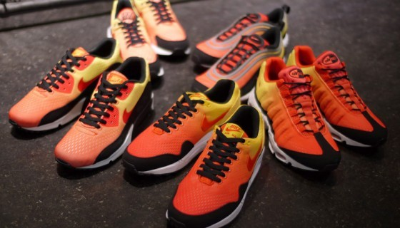 Nike Air Max Sunset Pack 2013