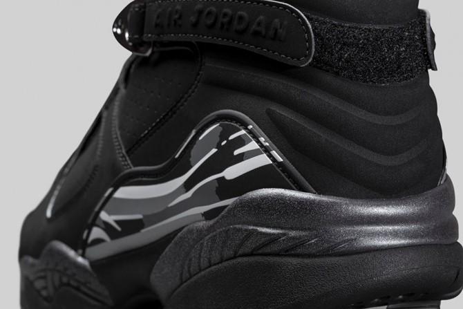 Air Jordan 8 retro Chrome