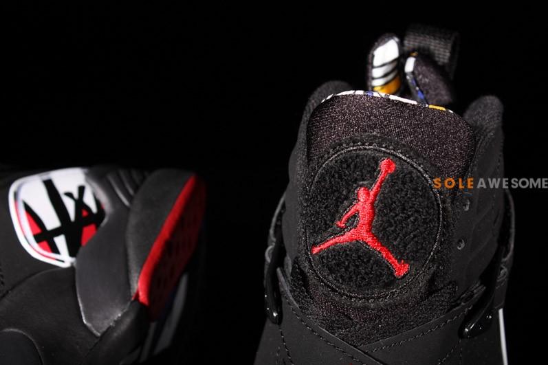 Air Jordan VIII (8) Retro 2013 Playoffs Bred (305381 061)