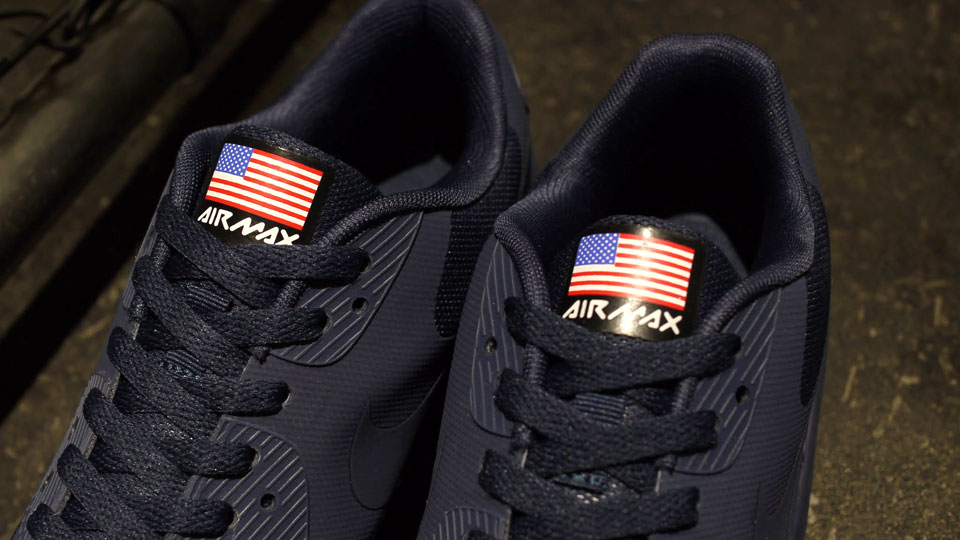 air max 90 independence day black
