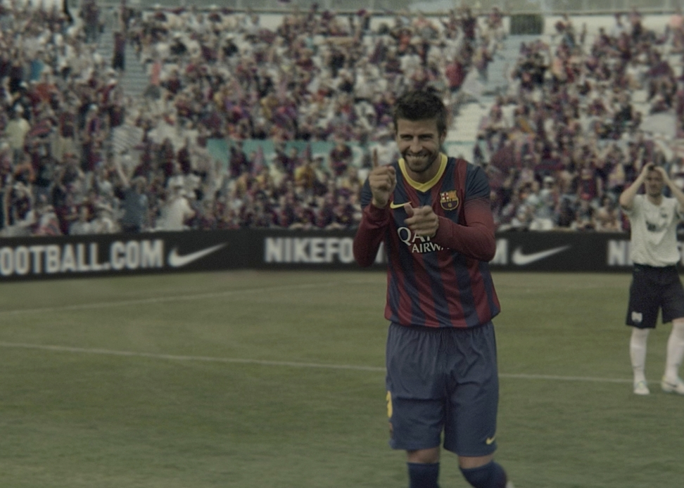 Gerard Pique - Nike Just Do It Possibilities