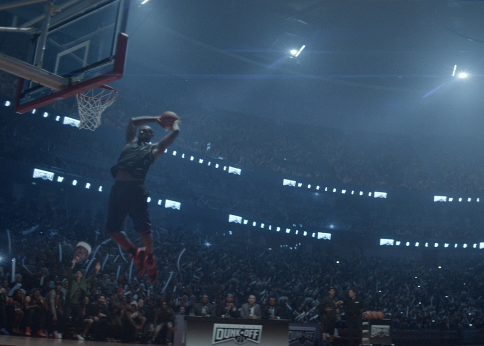 Lebron James - Nike Just Do It Possibilities