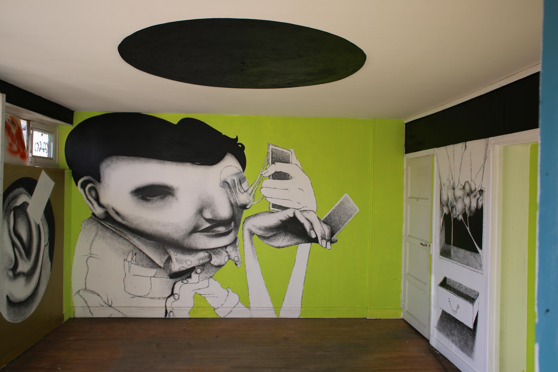 La tour Paris 13 - Street Art