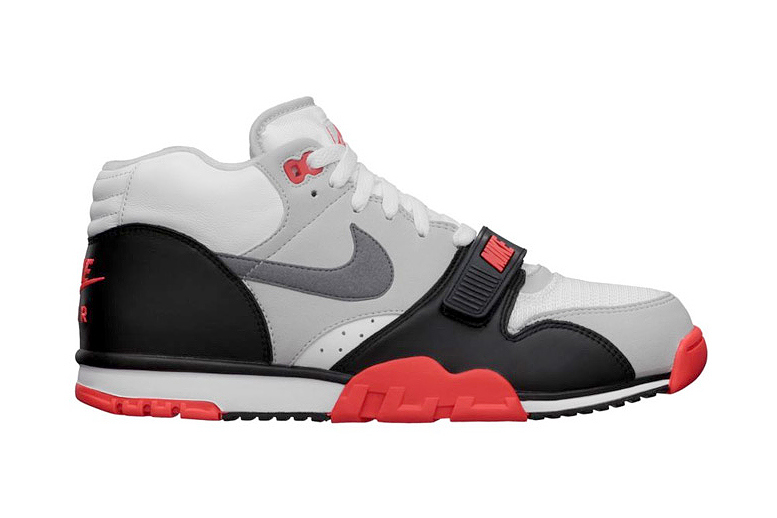 Nike Air Trainer 1 Mid Premium QS infrared