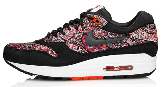 Air Max 1 trainers from the Nike X Liberty collection