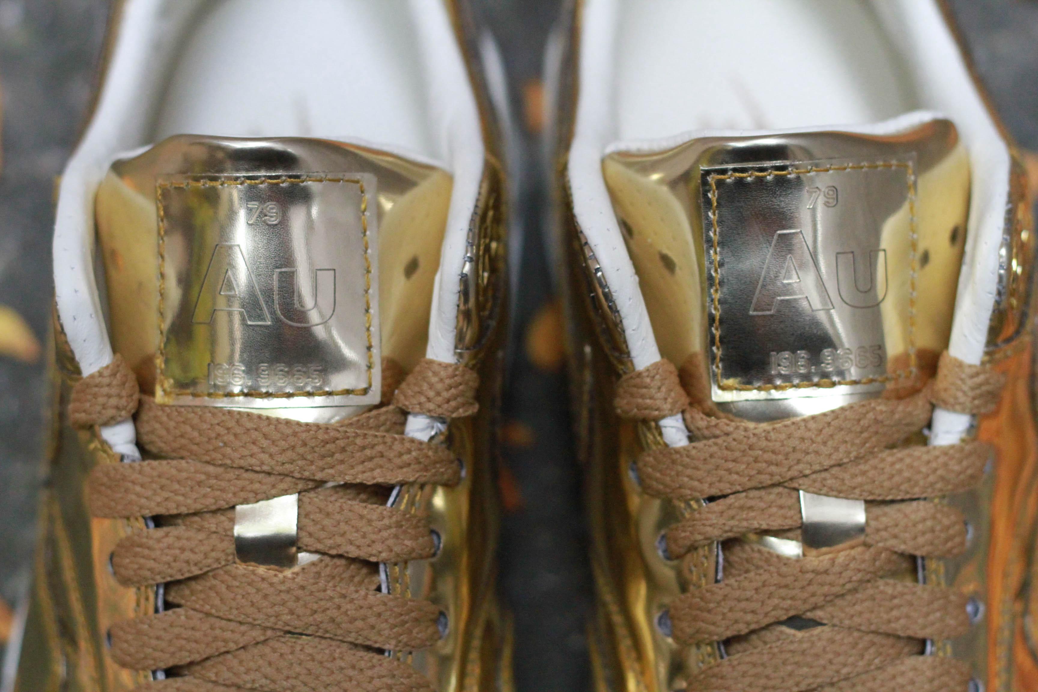 Nike Air Max 1 SP liquid metal 79 Au