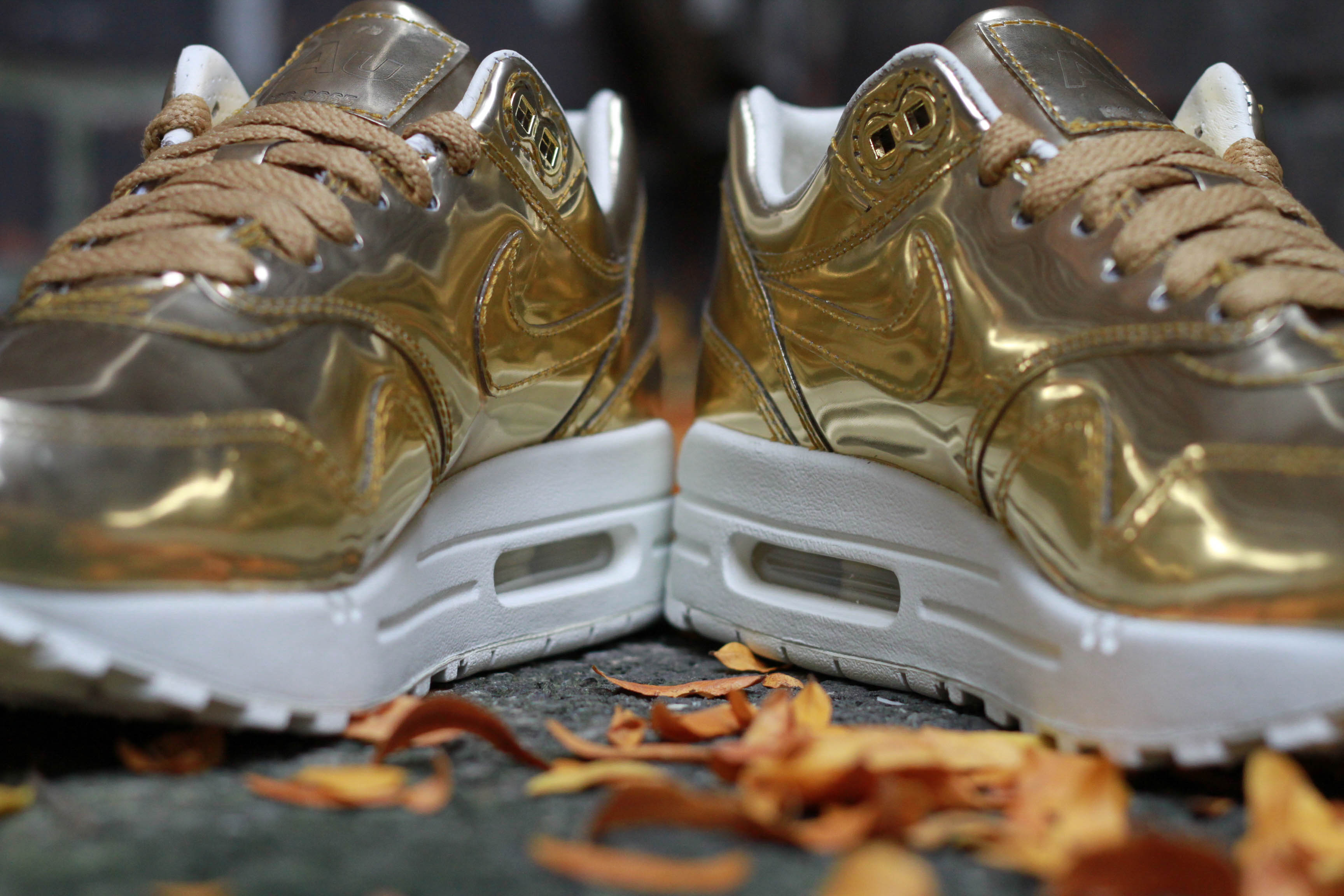 Nike Air Max 1 SP liquid metal womens