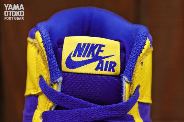 Nike Air Jordan 1 laney 555088-707