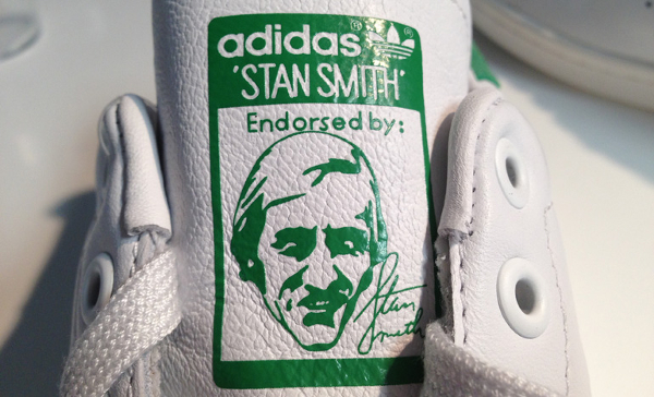 Stan Smith Languette