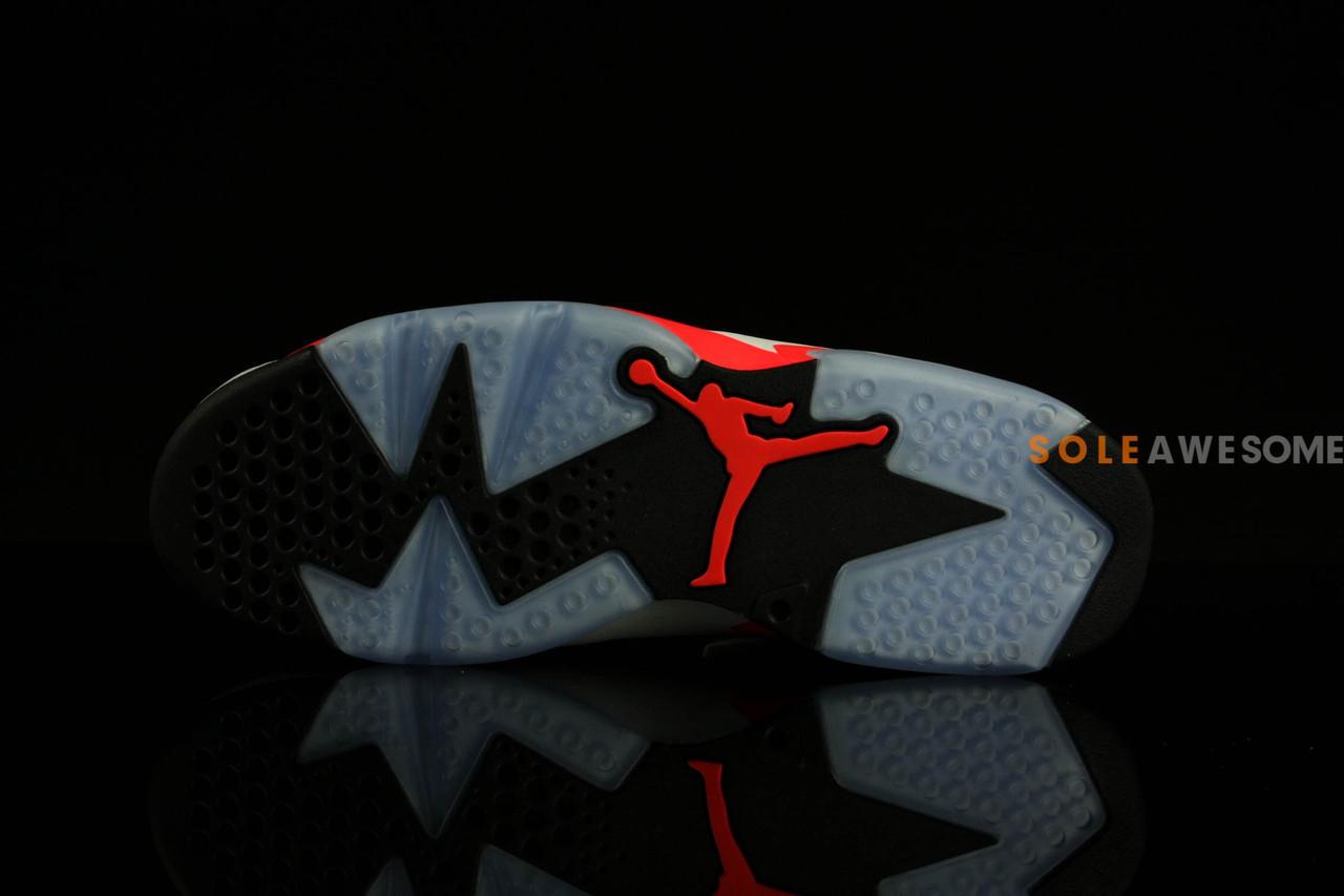 Air Jordan . White Infrared Sole Semelle 2014JPG
