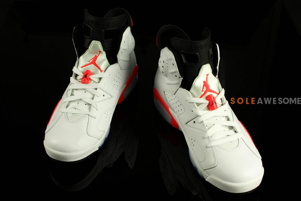 Look Air Jordan 6 Infrared 2014