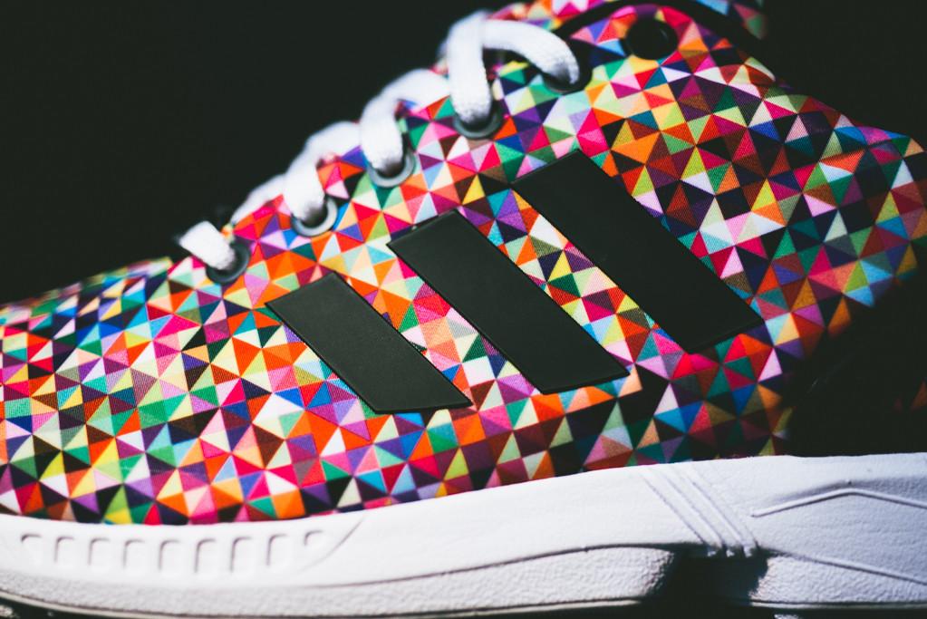 Adidas Flux Zx Multi Prism