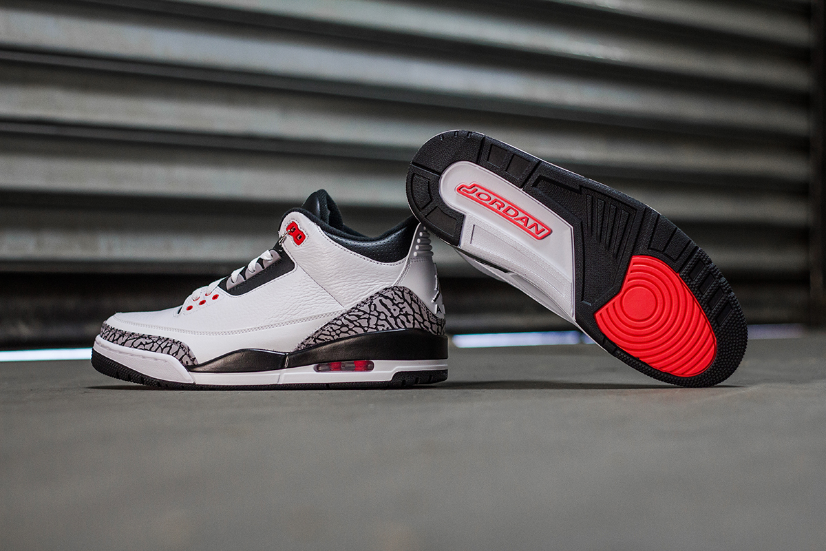 Look Air Jordan 3 infrared 23-2014