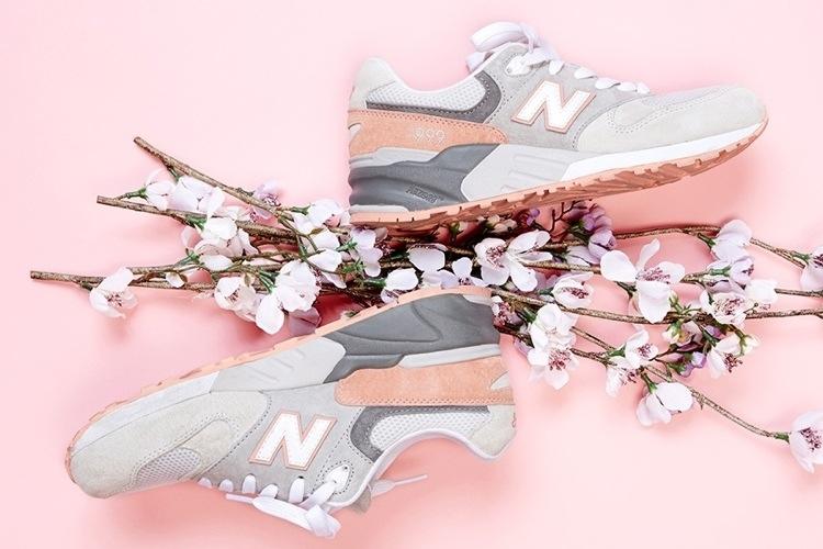 new balance 999 femme cherry blossom