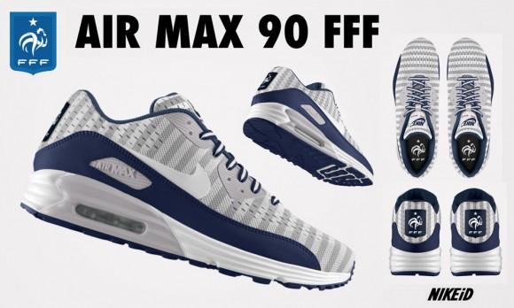 nike air max 90 equipe de france