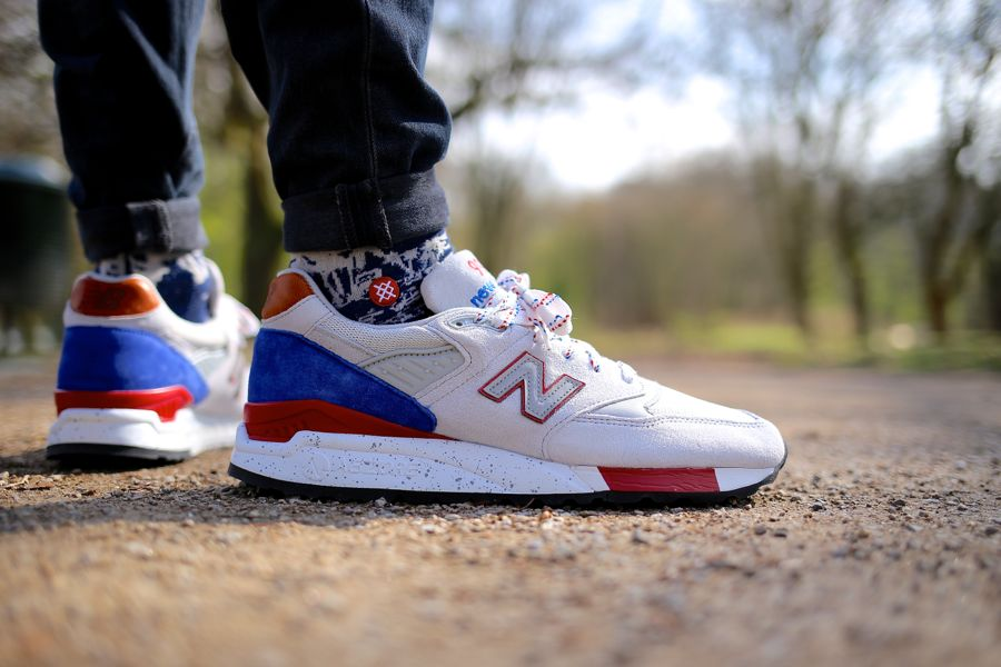 New Balance Made In The Usa M998BT visuel