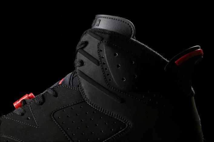 Air Jordan VI Black Infrared 2014