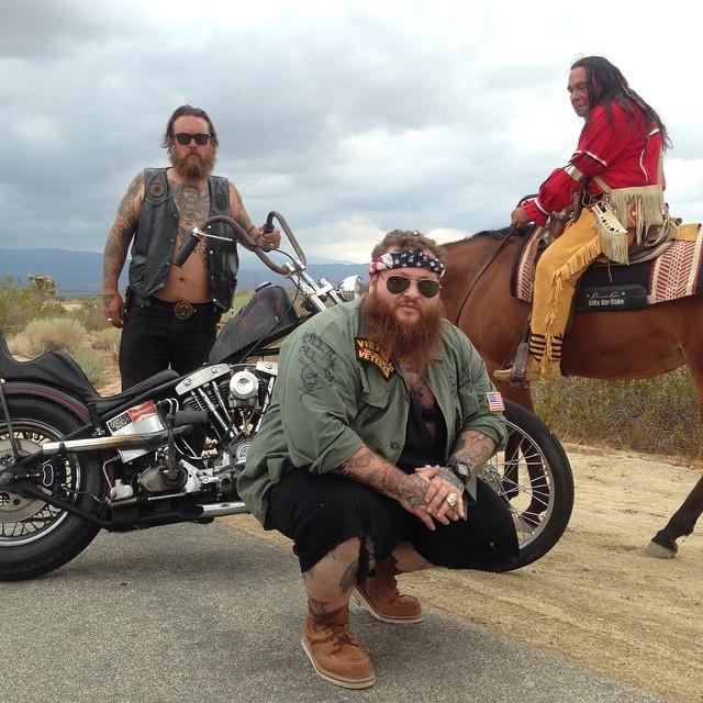 Action Bronson - Easy Rider