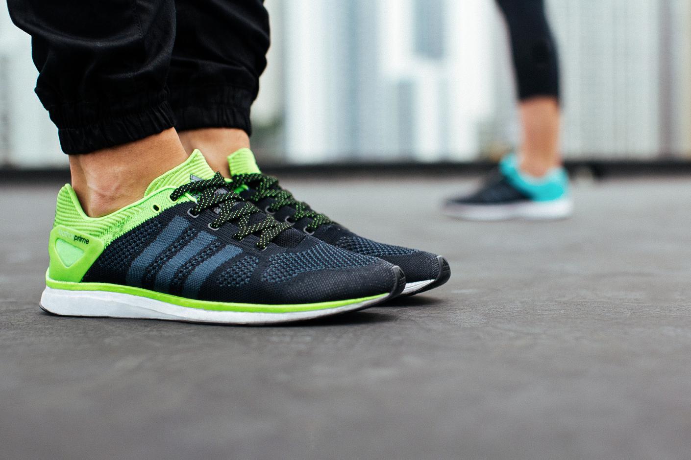 Adidas Adizero Feather Primeknit 2014