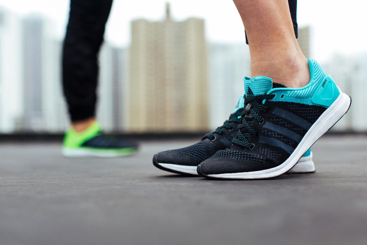 Adidas Adizero Feather Primeknit women femme