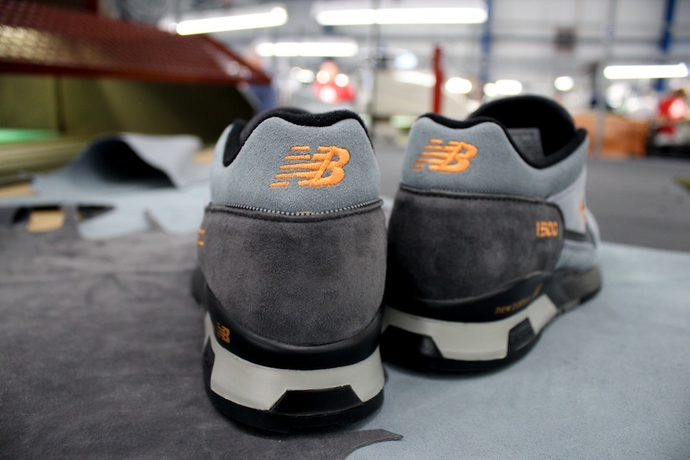 New Balance 1500 x Starcow - Made In England - details