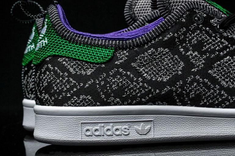 Concepts X Adidas Originals Stan Smith details