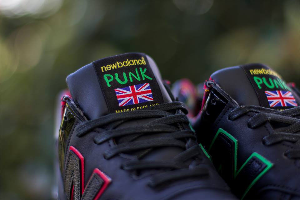 New Balance 576 Punk Pack details