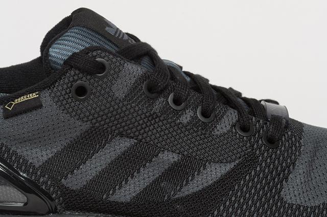 Détails de la chaussure Adidas ZX Flux Weave OG Gore-Tex
