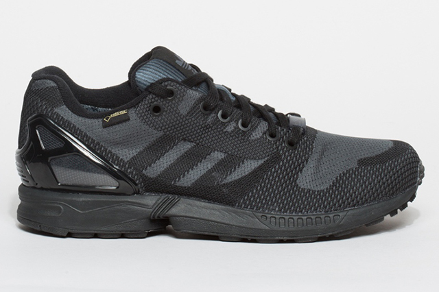 adidas zx flux weave og gore tex sneak art. Black Bedroom Furniture Sets. Home Design Ideas