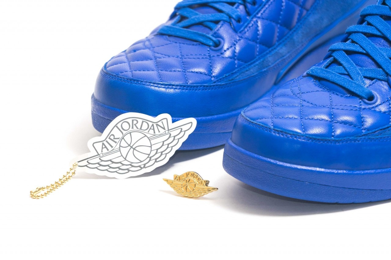 Just Don X Air Jordan 2 details 2015