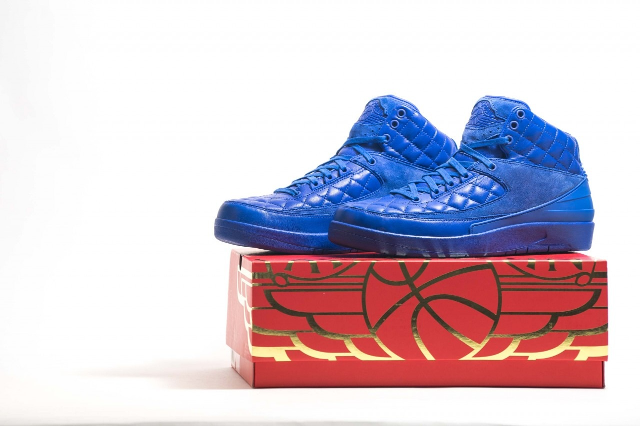 Just Don X Air Jordan II