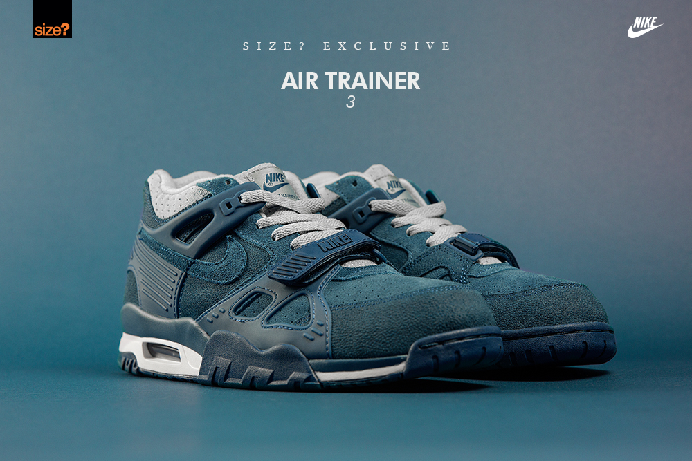 Nike Air Trainer 3 – size Exclusive