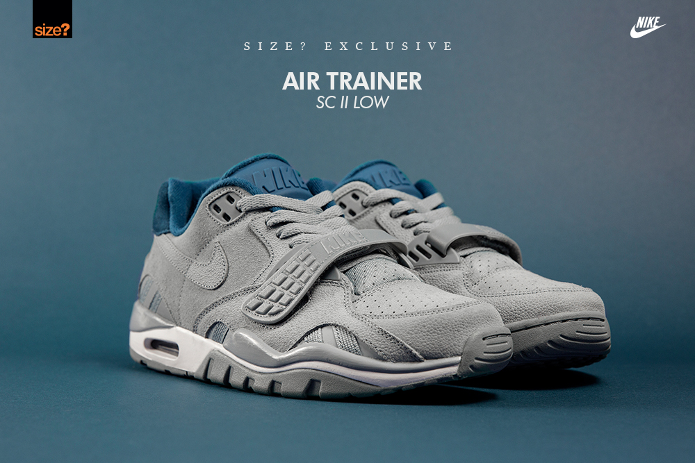 Nike Air Trainer SC II Low – size Exclusive