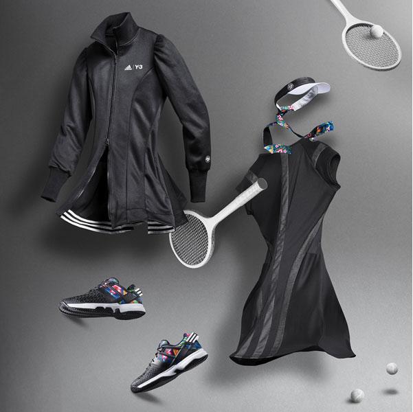 Collection adidas Roland Garros by Y-3