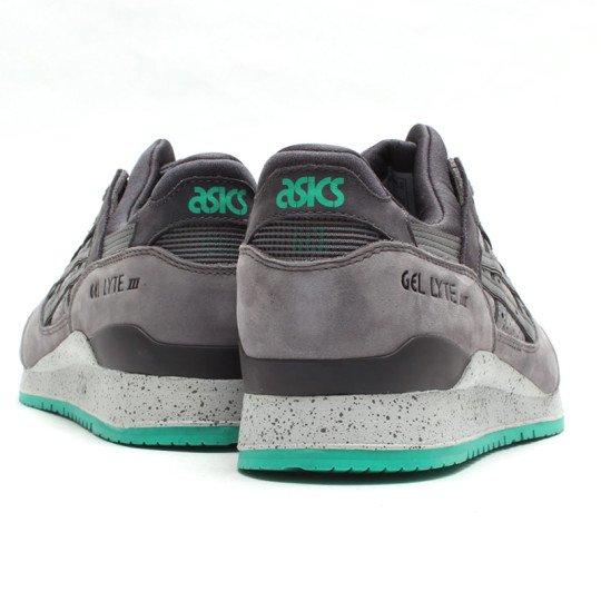 Asics Grey Mint