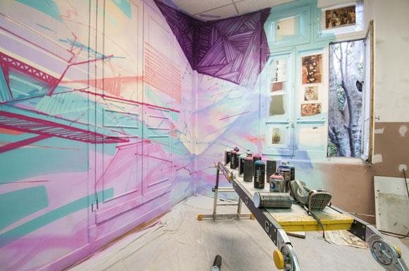 Work in progress - Rermy Uno & Heng - © Aux Tableaux !