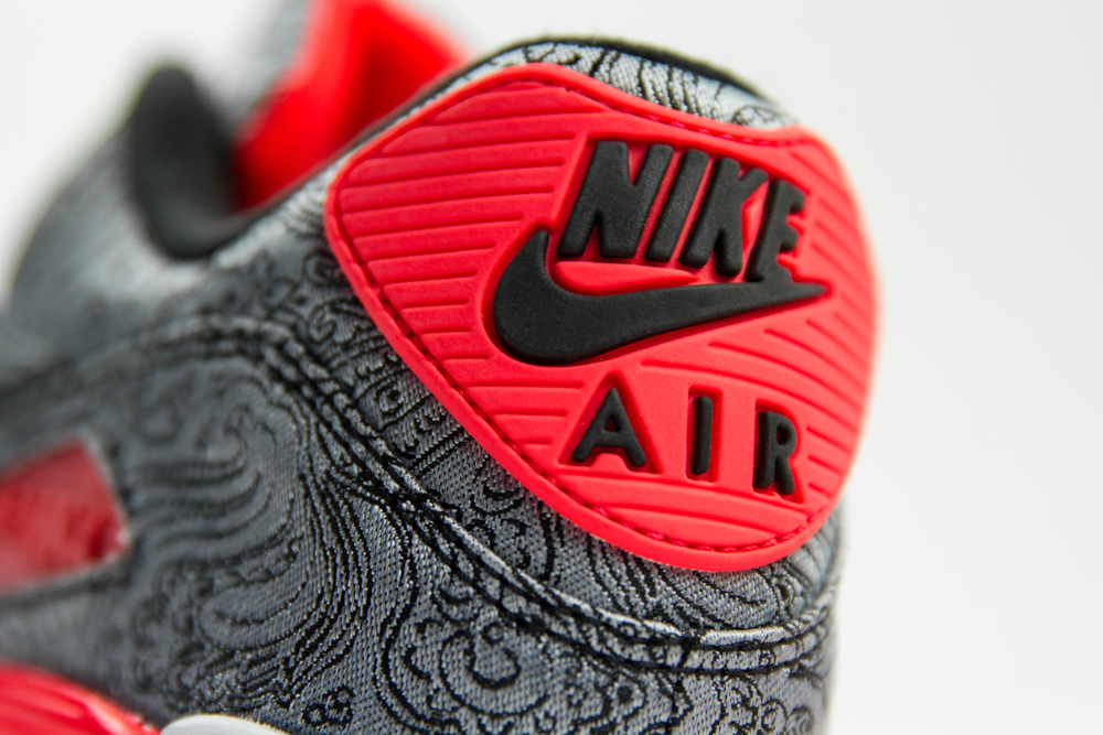 Nike Air Max 90 25th Anniversary Collection paisley