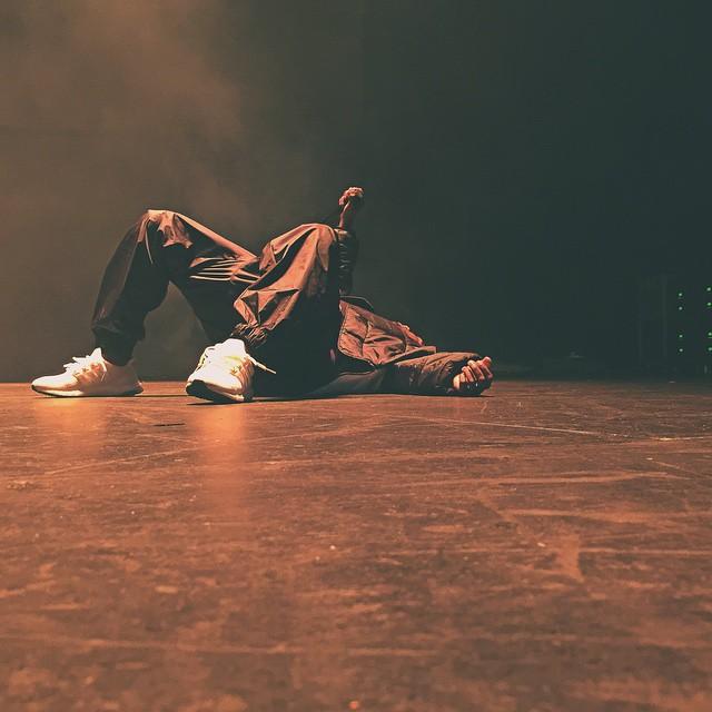 Kanye West Adidas Ultra Boost White