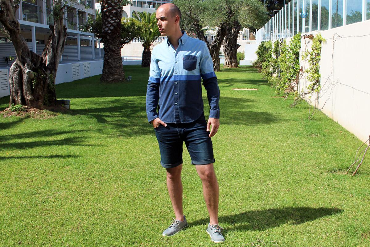 Vêtement détente pour homme été 2015 - Sneakart