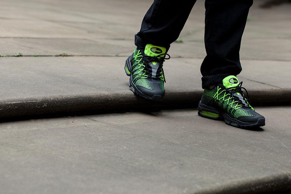 supra vaider grise - Nike Air Max 95 Ultra Jacquard QS |