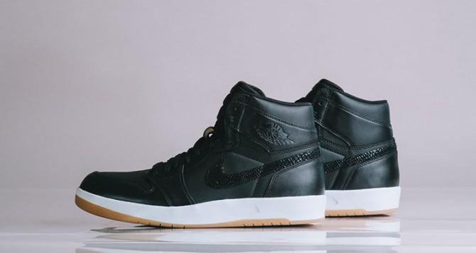 """Air Jordan 1.5 """"The Return"""" Black Gum"""