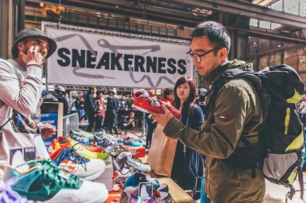 sneakerness 2015