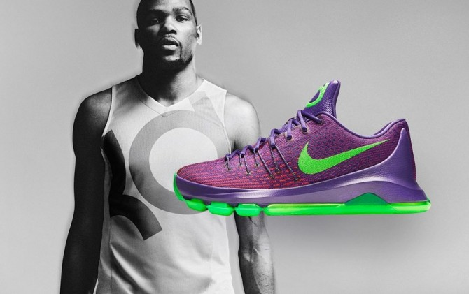 Chaussure Nike KD8 Kevin Durant